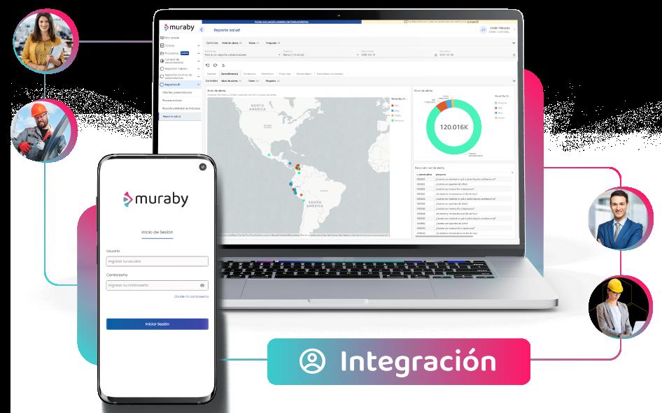 muraby, el software de trabajo en campo para gestión de proyectos que automatiza tus operaciones.