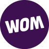 Logo WOM
